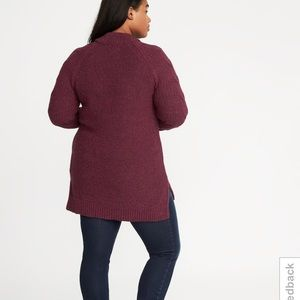 b77ce4cd241 Old Navy Tops | Bnwt 2x Plussize Cable Knit Tunic Sweater | Poshmark